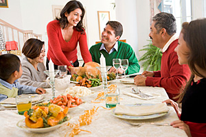 Holiday Pounds - Copyright – Stock Photo / Register Mark