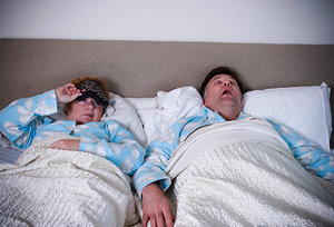 sleep - Copyright – Stock Photo / Register Mark