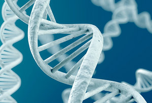 DNA - Copyright – Stock Photo / Register Mark
