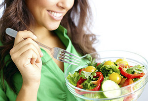 salad - Copyright – Stock Photo / Register Mark