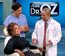 Oprah Dr. Oz - Copyright – Stock Photo / Register Mark