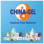CHINA-GEL, Topical Pain Reliever