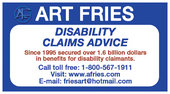 Disability Insurance Claim Advice
