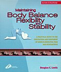 Maintaining Body Balance Flexibility and Stability - Copyright – Stock Photo / Register Mark