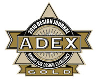 ADEX gold award - Copyright – Stock Photo / Register Mark