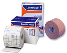 Leukotape - Copyright – Stock Photo / Register Mark