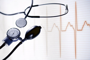 Reducing Blood Pressure - Copyright – Stock Photo / Register Mark