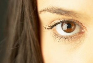 eyesight - Copyright – Stock Photo / Register Mark