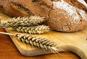 Gluten Intolerance - Copyright – Stock Photo / Register Mark