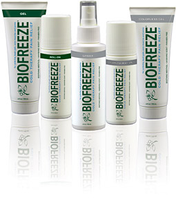 biofreeze - Copyright – Stock Photo / Register Mark