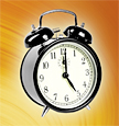 Alarm Clock - Copyright – Stock Photo / Register Mark