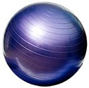 Fitness Ball - Copyright – Stock Photo / Register Mark