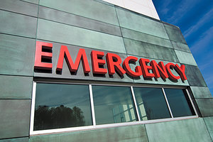emergency room - Copyright – Stock Photo / Register Mark