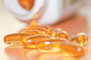 fish oil - Copyright – Stock Photo / Register Mark
