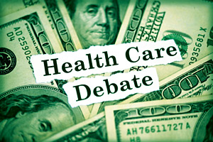 health care debate - Copyright – Stock Photo / Register Mark