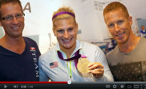 Kayla Harrison - Copyright – Stock Photo / Register Mark