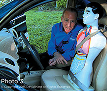 seat belt safety - Copyright – Stock Photo / Register Mark