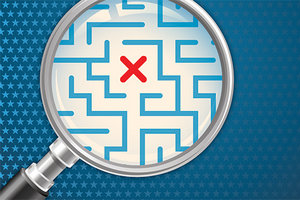 obamacare maze - Copyright – Stock Photo / Register Mark