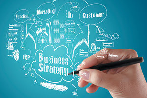 Marketing Strategy - Copyright – Stock Photo / Register Mark