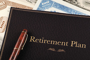 retirement plan - Copyright – Stock Photo / Register Mark