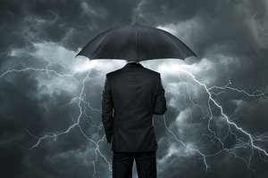 storm - Copyright – Stock Photo / Register Mark