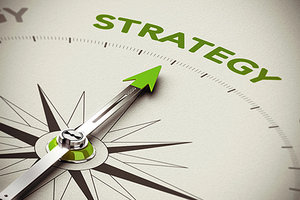 strategy - Copyright – Stock Photo / Register Mark