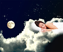 Rest Easy Sleep - Copyright – Stock Photo / Register Mark
